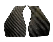 Load image into Gallery viewer, Fits Yamaha FZ09  MT09 real carbon fiber knee traction protector pad KIT tank