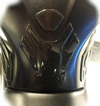 Load image into Gallery viewer, Kawasaki Ninja 300 ABS Real Carbon Fiber tank pad Protector & Knee traction Pads