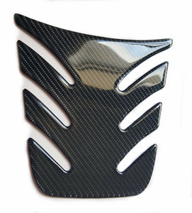 Authentic Carbon Fiber Tank Protector Pad Sticker Fit BMW R1200GS Adventure