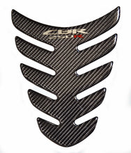 Load image into Gallery viewer, Honda Real Carbon Fiber Motorcycle Tank Pad Sticker trim guard protector