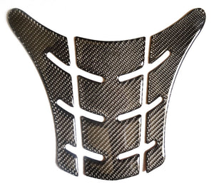 Real Carbon Fiber tank Pad Protector fits  Ducati Monster 696 795 796 1100 EVO