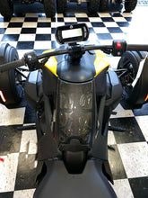 Load image into Gallery viewer, Fit Can-Am RYKER BRP 2019 Real CARBON FIBER Tank protector trim pad +sides trim