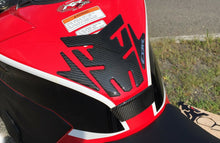 Load image into Gallery viewer, Fit Honda CBR1000RR 2017 2018  Real Carbon Fiber tank Protector pad sticker trim