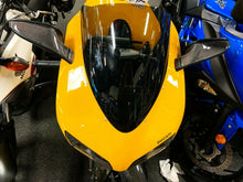 Load image into Gallery viewer, Fit Ducati 1098 dry Carbon Fiber rear mirrors trim pad kit
