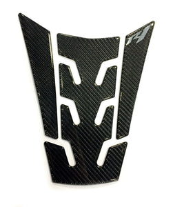 Yamaha R1 YZF-R1 real carbon fiber tank Protector pad Decal Sticker trim decal