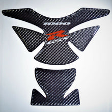 Load image into Gallery viewer, Suzuki GSX-R 1000 GSXR GSX-R1000 Authentic Carbon Fiber Tank Protector Pad trim