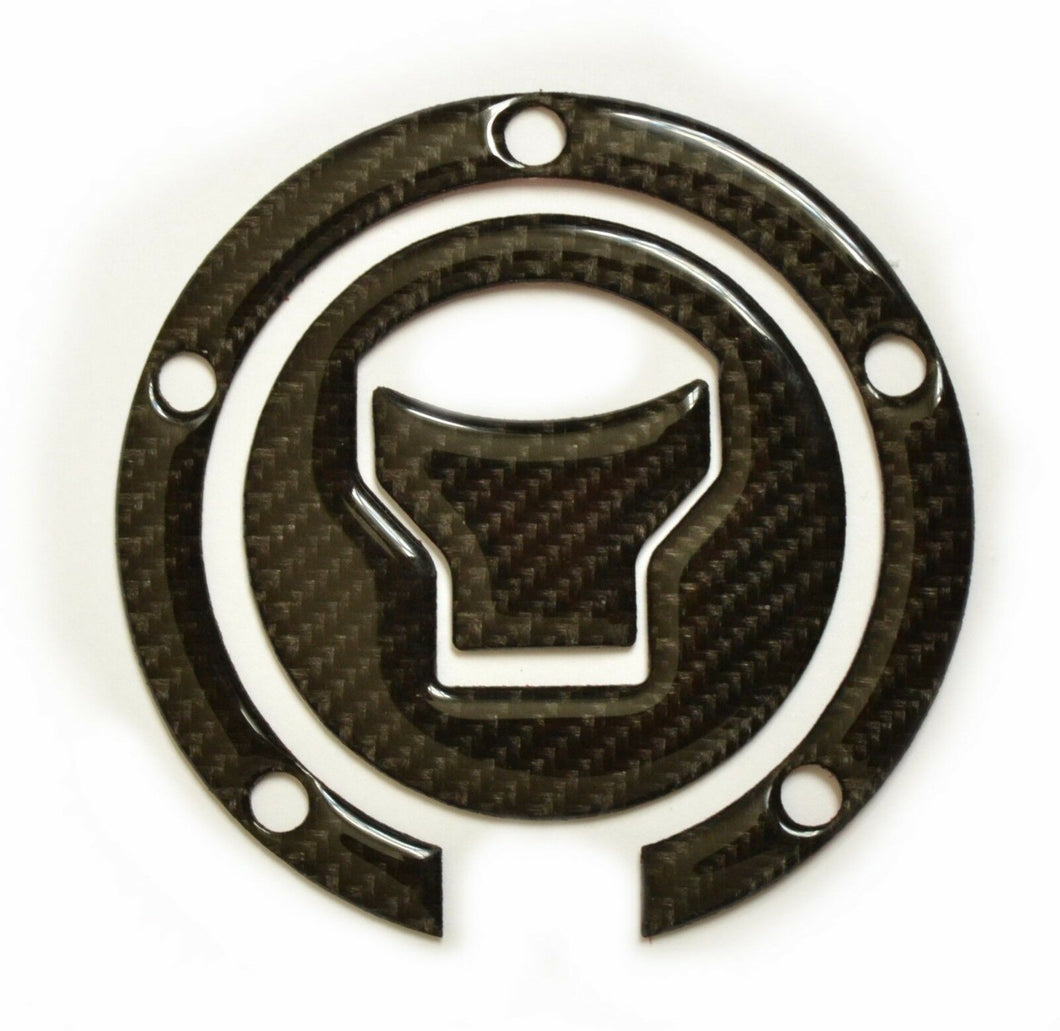 Honda RC213VS CBR1000RR real CARBON FIBER Tank filler Cap Cover Sticker trim