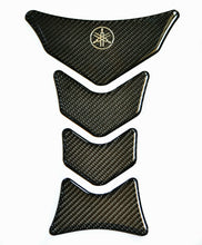 Load image into Gallery viewer, Fit Yamaha R6 R3 FZ10 MT06 MT-07 MT09 MT10 Dry Carbon Fiber tank pad Protector