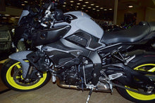 Load image into Gallery viewer, Real carbon fiber Fit Yamaha MT10 MT-10 FZ10 sides fairing panel trim kit