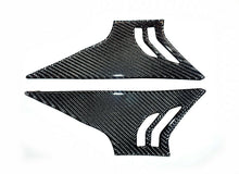 Load image into Gallery viewer, Real Dry carbon fiber Fit Honda CB650R sides frame cover panel inserts Trim kit