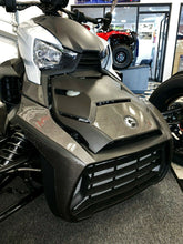 Load image into Gallery viewer, Fit Can-Am RYKER BRP 2019 Dry CARBON FIBER Front fairing Accent trim kit 4pcs