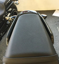 Load image into Gallery viewer, Real Carbon Fiber tail hand grip trim fit Honda CB650F tank Protector pad kit