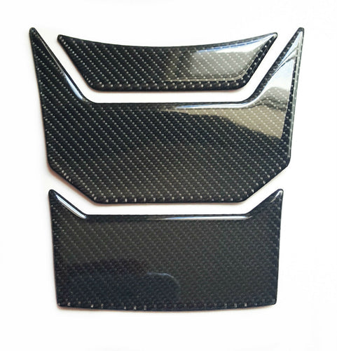 Authentic Carbon Fiber Tank Protector Pad Sticker Fits R1200GS Adventure