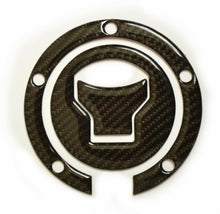 Load image into Gallery viewer, Fit Honda Monkey 125 2018 real CARBON FIBER Tank filler Cap Cover Sticker trim