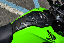 Load image into Gallery viewer, Fit Honda Grom 125 2017 Real CARBON FIBER Tank protector trim pad +gas cap trim