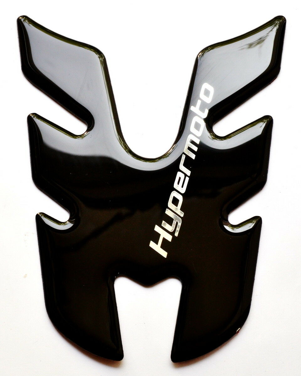 Ducati HYPERMOTARD 2013+ Piano Black Tank Protector Pad Sticker Guard