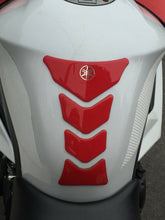 Load image into Gallery viewer, Yamaha YZF YZF-R1 R6 FZ1 FZ8 FZ6 Glossy RED tank pad Protector Sticker trim