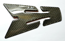 Load image into Gallery viewer, Fit Ducati Panigale 899 1199 1299 R real carbon fiber tank protector pad sticker