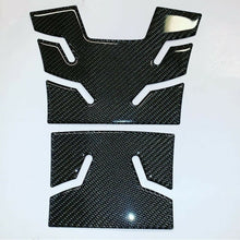 Load image into Gallery viewer, Real Carbon Fiber Tank Protector Pad Sticker with pads Fit BMW S1000XR 2015-2018