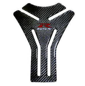 Suzuki GSX-R1000 GSXR 1000 Authentic Carbon Fiber Tank Protector Pad Guard trim
