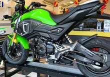 Load image into Gallery viewer, Fit Honda Grom 125 Real CARBON FIBER engine generator chain Cover trim protector