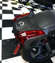 Load image into Gallery viewer, Fit Can-Am RYKER BRP 2019 CARBON FIBER tail light fairing mudguard panels trim