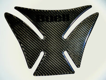 Load image into Gallery viewer, BUELL XB9S XB9S Blast Real Authentic Carbon Fiber Tank Protector Pad Sticker