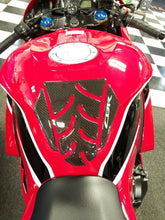 Load image into Gallery viewer, Real Carbon Fiber Tank Protector Pad Sticker fits Honda CBR500 R