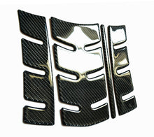 Load image into Gallery viewer, Real Carbon Fiber Tank Protector Pad Sticker with pads Fits K1200R K1300R