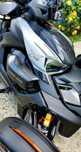 Load image into Gallery viewer, Fit Can-Am RYKER BRP 2019 Dry CARBON FIBER Front panel Accent trim kit