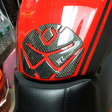 Load image into Gallery viewer, Fit Ducati Diavel strada dark AMG real carbon fiber Tank Protector Pad sticker