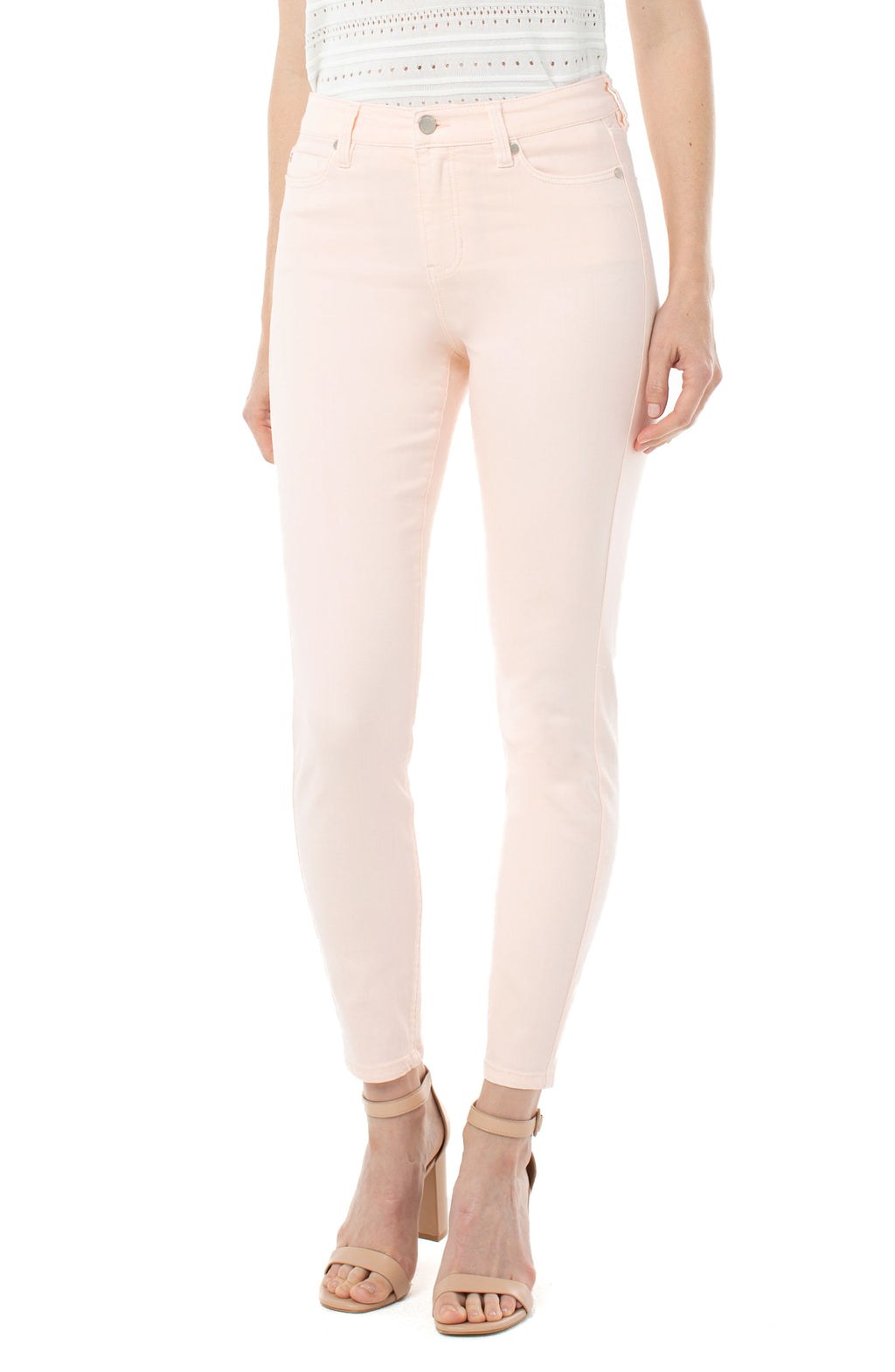 Abby Ankle Skinny Pant 28""