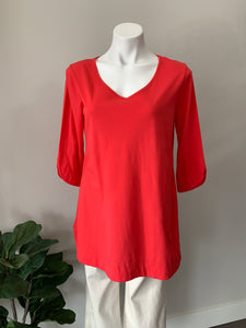 Julie V-Neck Tunic