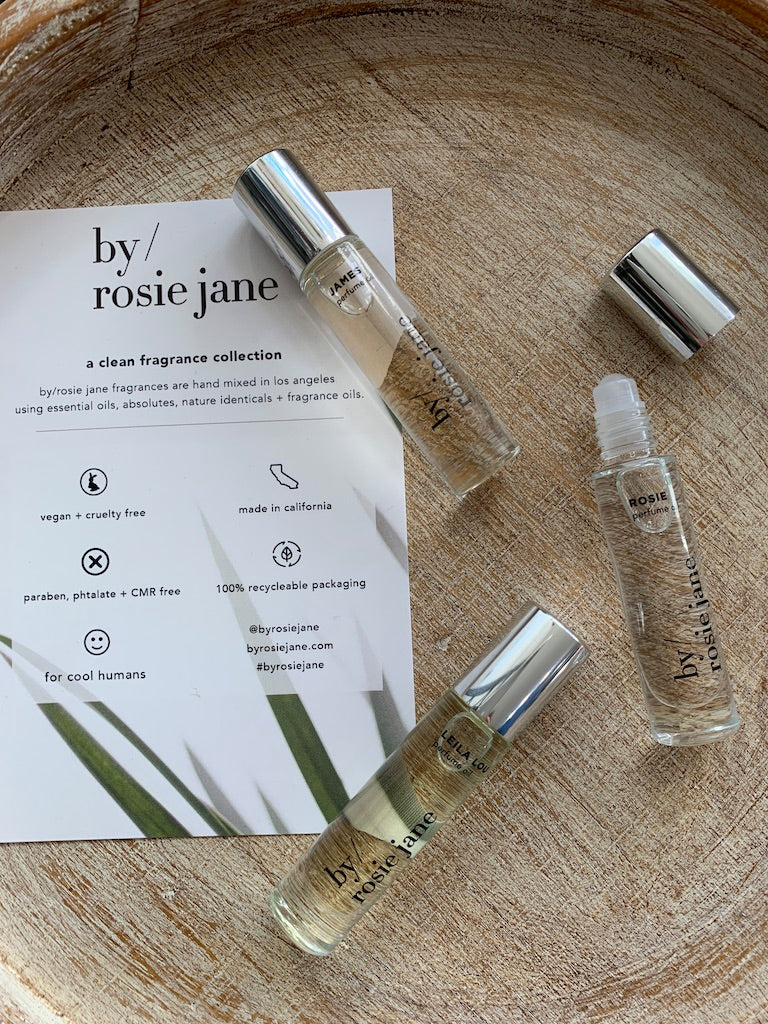 Fragrance Oils by Rosie Jane
