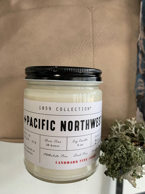 Landmark 8 oz. Soy Candle