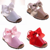 Girls Angelito Bow Sandals