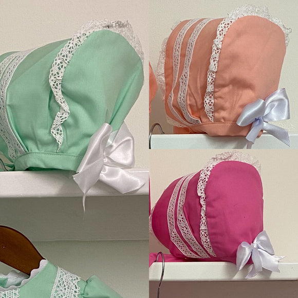 Brielle Bonnet - SS21 Colours