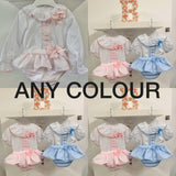 PRE ORDER Bella Jam Pants Set (ANY colour and sleeve length)