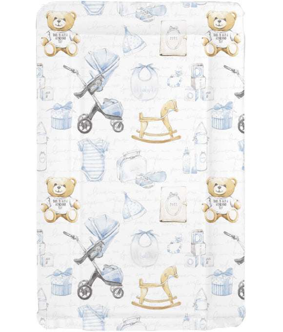 Baby Boy 'Vintage' Changing Mat