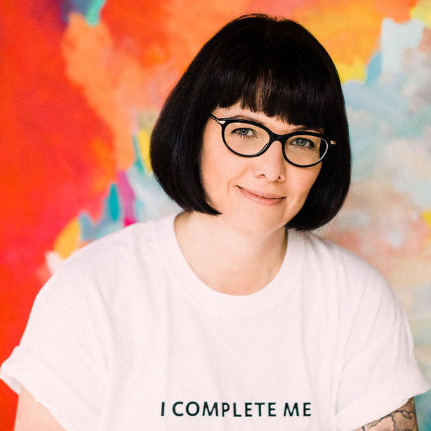 I Complete Me t-shirt