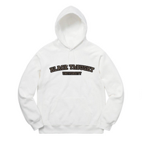 Black Thought University Motto Hoodie