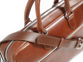 Exco Classic Designer Leather Briefcase