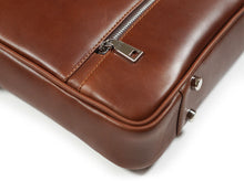 Load image into Gallery viewer, Exco Classic Designer Leather Briefcase