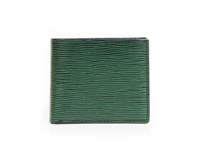 Wald Green Premium Leather Wallet