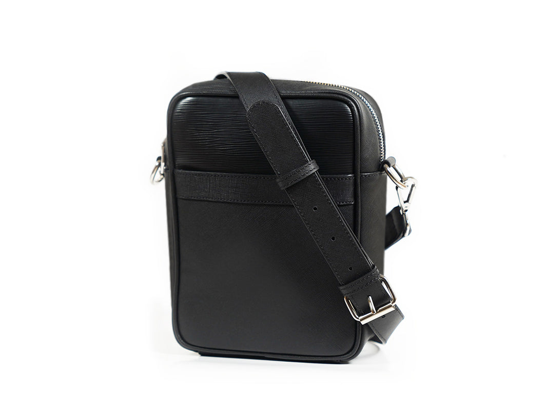 Dyne Lux Travel Leather Bag