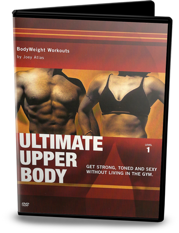 Ultimate Upper Body Fitness DVDs