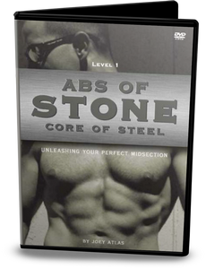 Abs of Stone - Core of Steel 3 DVD Set PLUS Upper-Body Bonus DVD