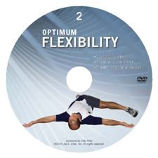 Optimum Flexibility 2-DVD Set by Joey Atlas