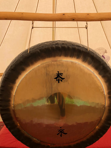 Individual Gong Bath Session in Poole
