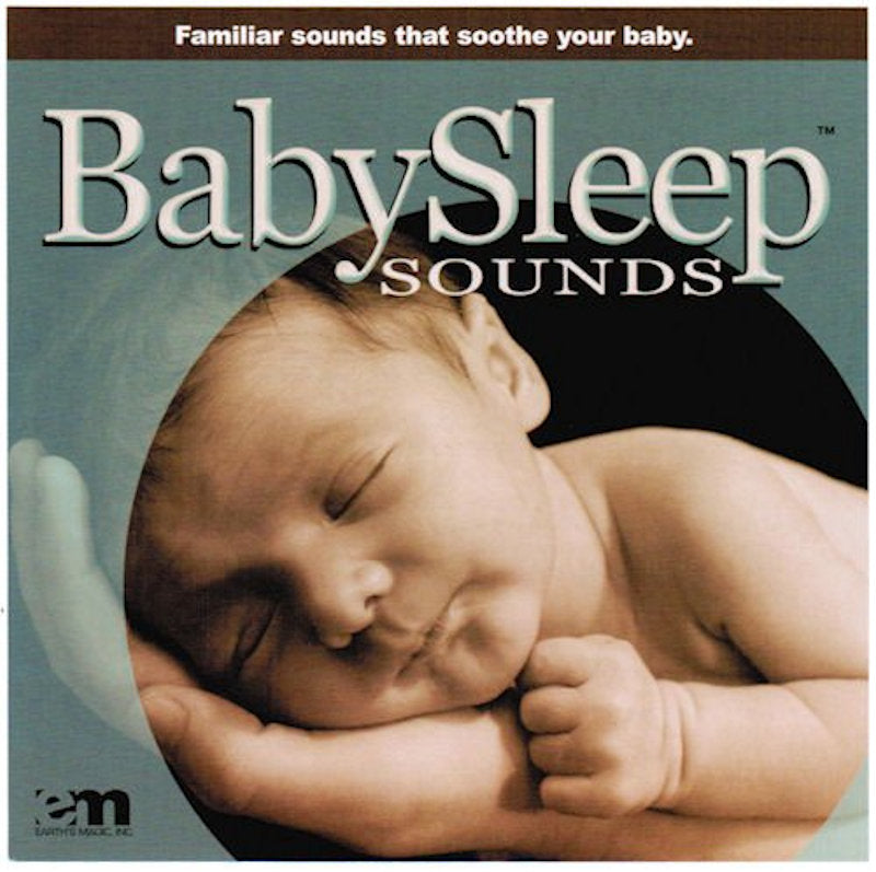 BabySleep Sounds - White Noise CD for Babies